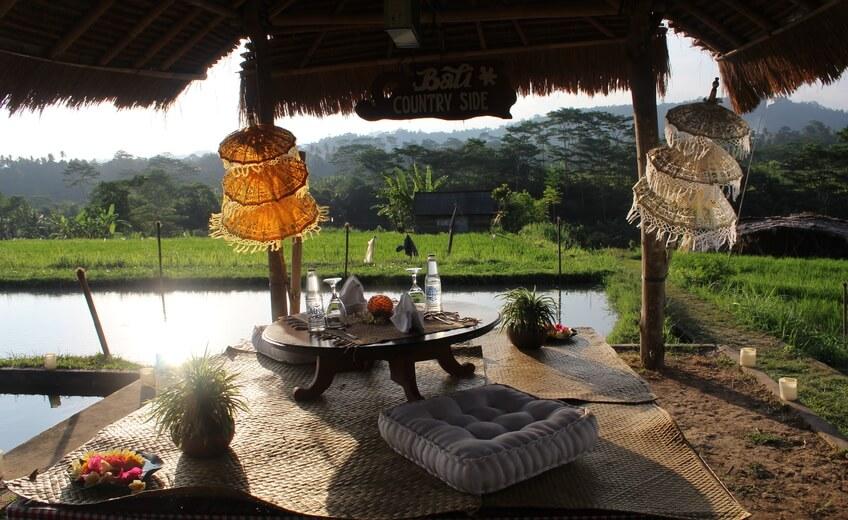 2D/1N Romantic Getaway in East Bali Countryside