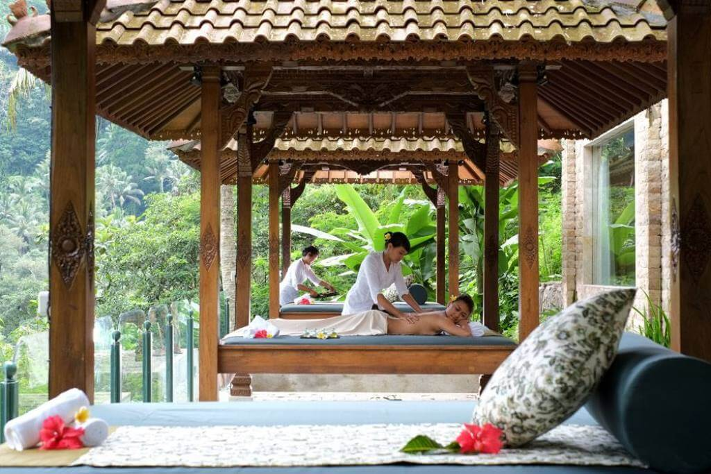 Dewi Sri Spa at Ayung Resort Ubud