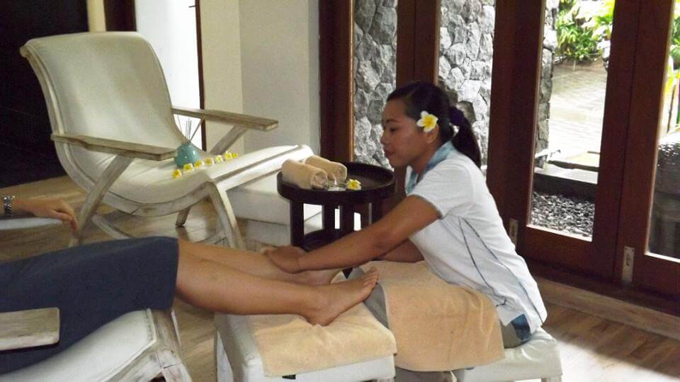 The Dipan Spa Couture at the The Dipan Resort