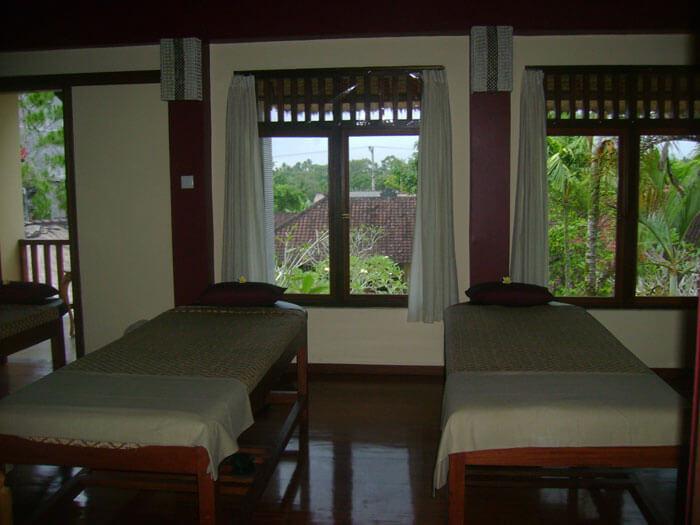 Esthetic Spa at Lokasari Bungalows Ubud