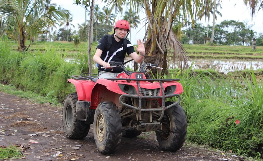 Off Road Quad or Buggy and Elephant Safari