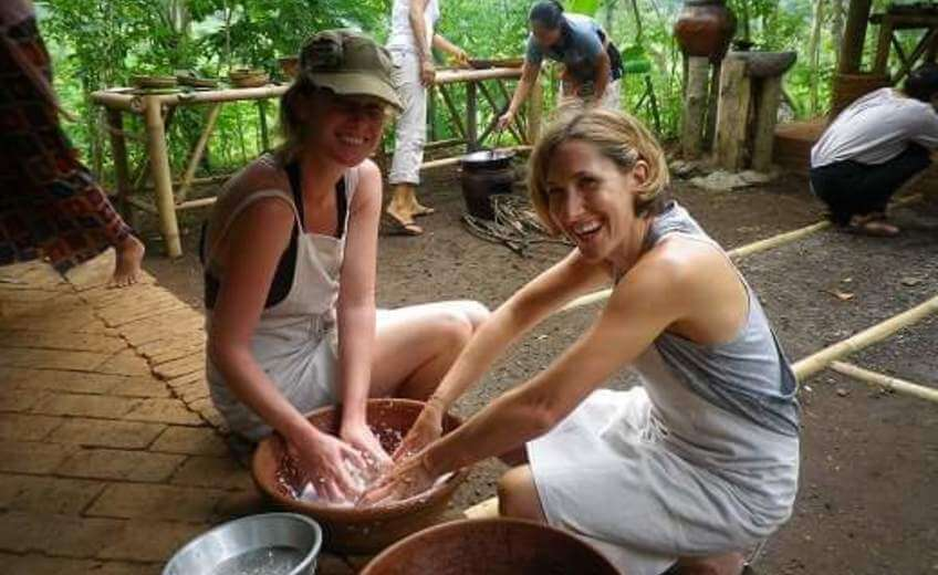 Balinese Cooking Class At An Organic Farm