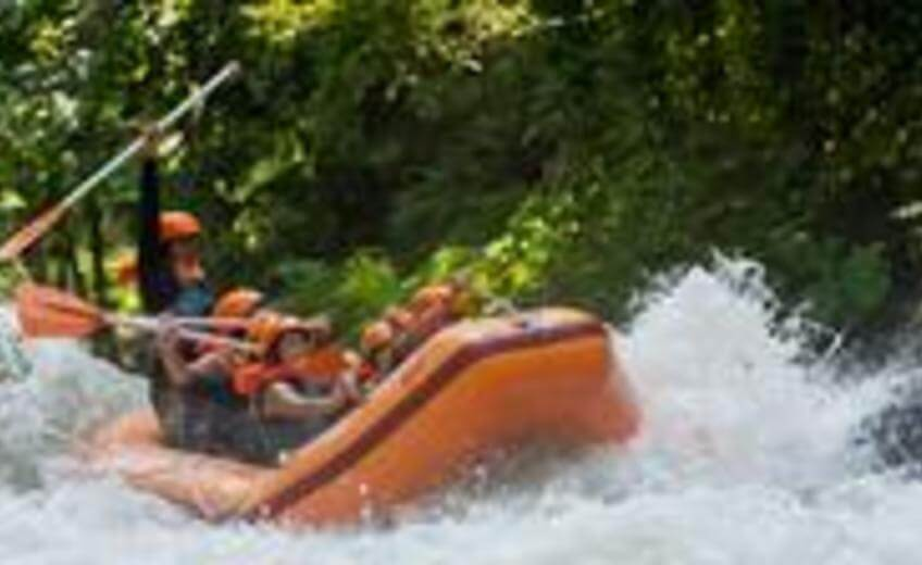 Full-Day Bali Island Tour Including Rafting and Optional Spa Treatment