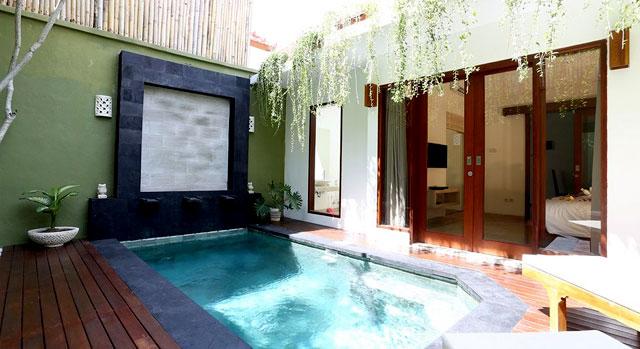 Jas Spa at Jas Green Villas