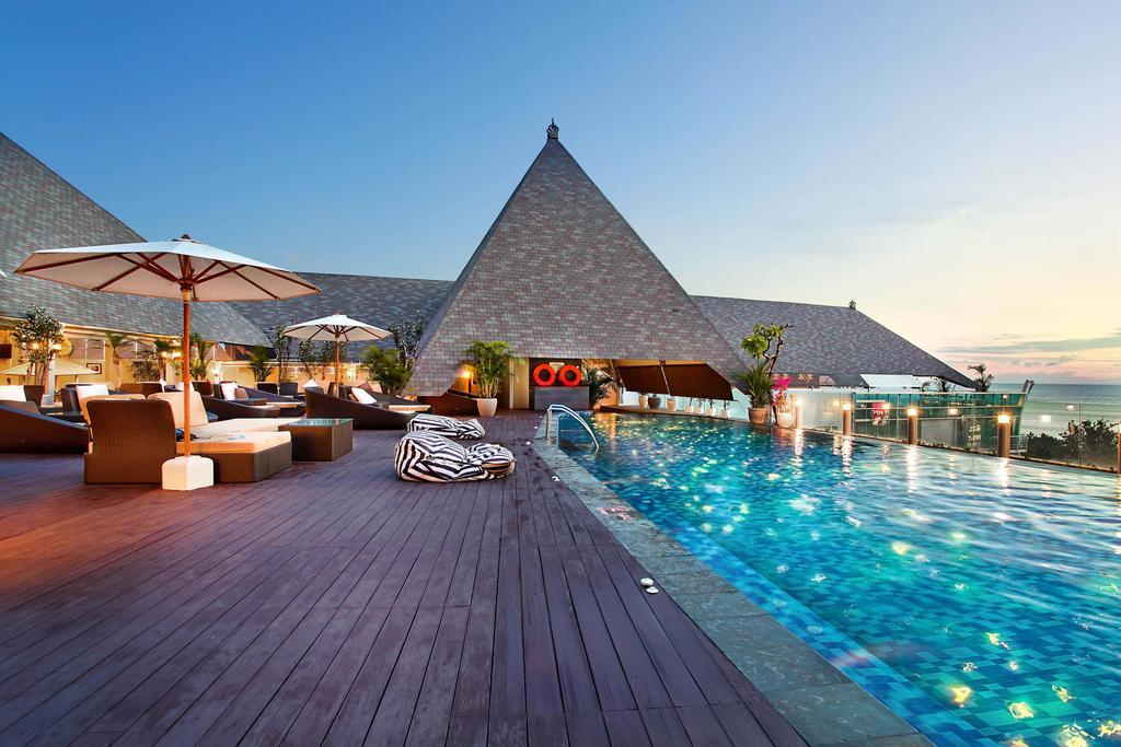 The Kuta Beach Heritage Hotel Bali Managed by AccorHotels