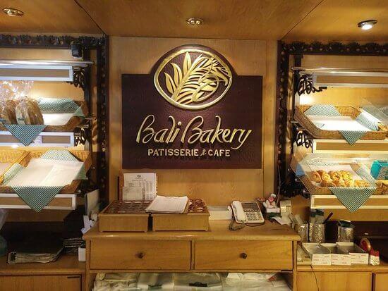 Bali Bakery Kuta