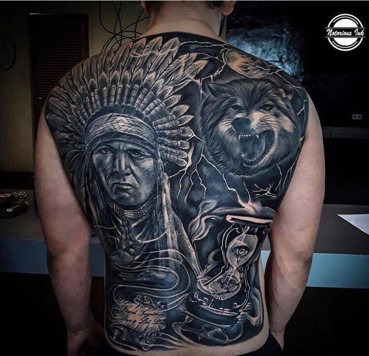 Notorious Ink Bali