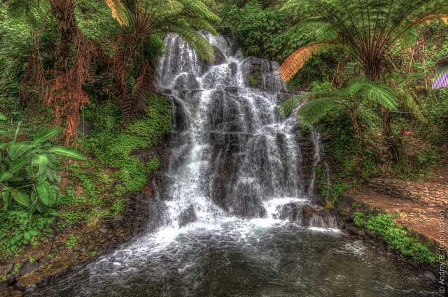 Jembong Waterfall, Ambengan