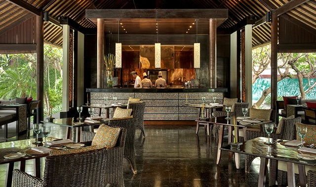 The Club Lounge at The Legian Bali