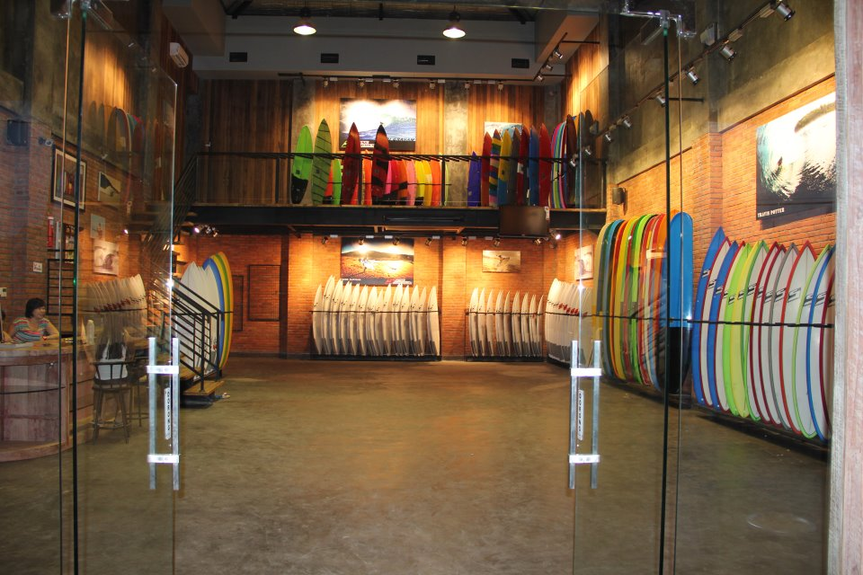 Luke Studer Surfboard Shop