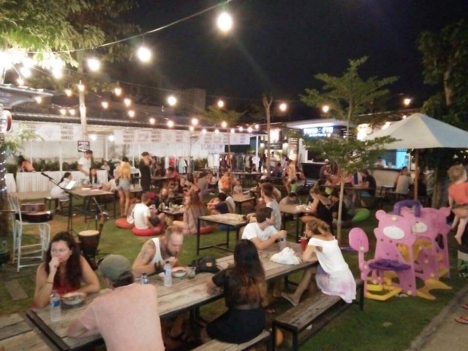 Saturday's Canggu Makers Market - Berawa's Kitchen
