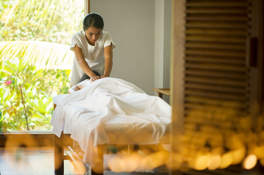 Spa at Maya Sanur Hotel