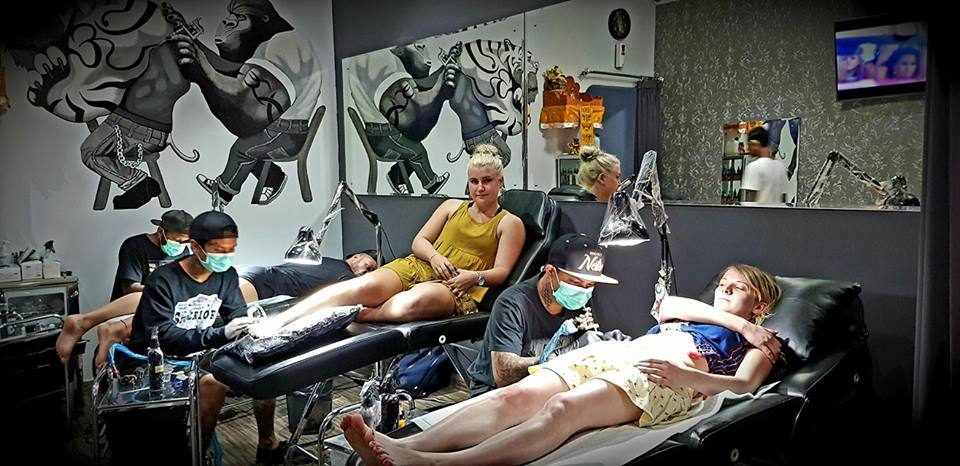 Seminyak Ink Tattoo & Body Piercing Studio