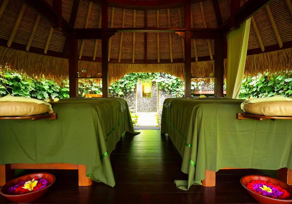 Nehan Spa at Ubud Green Resort Villas