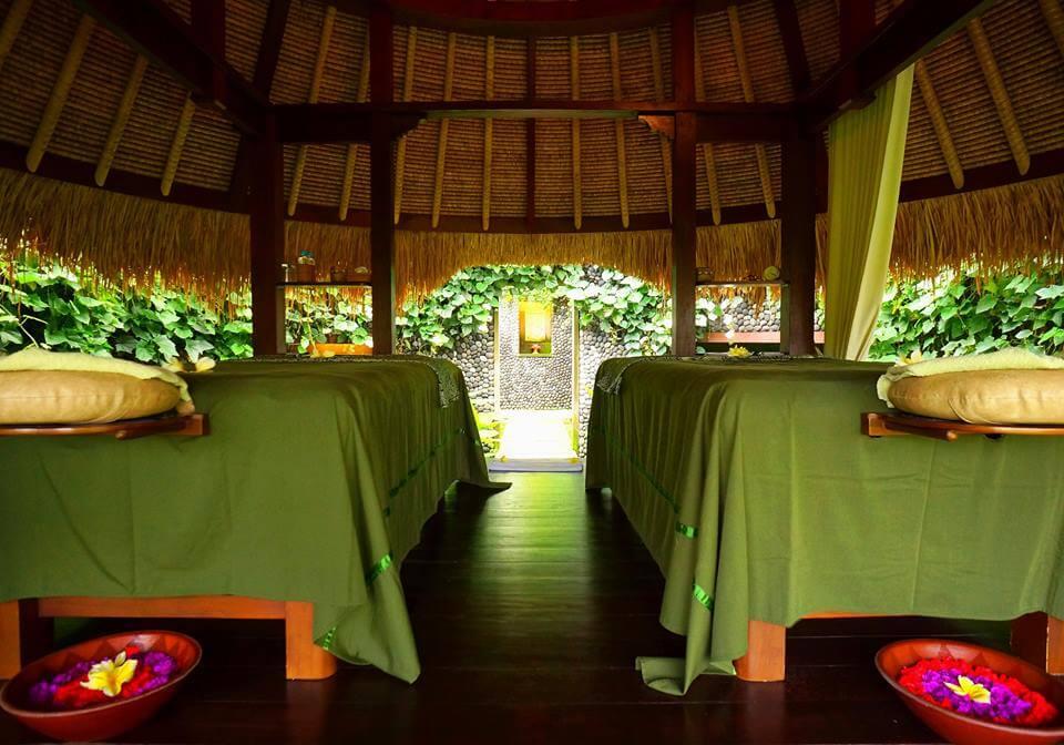 Nehan Spa at Ubud Green Resort Villas