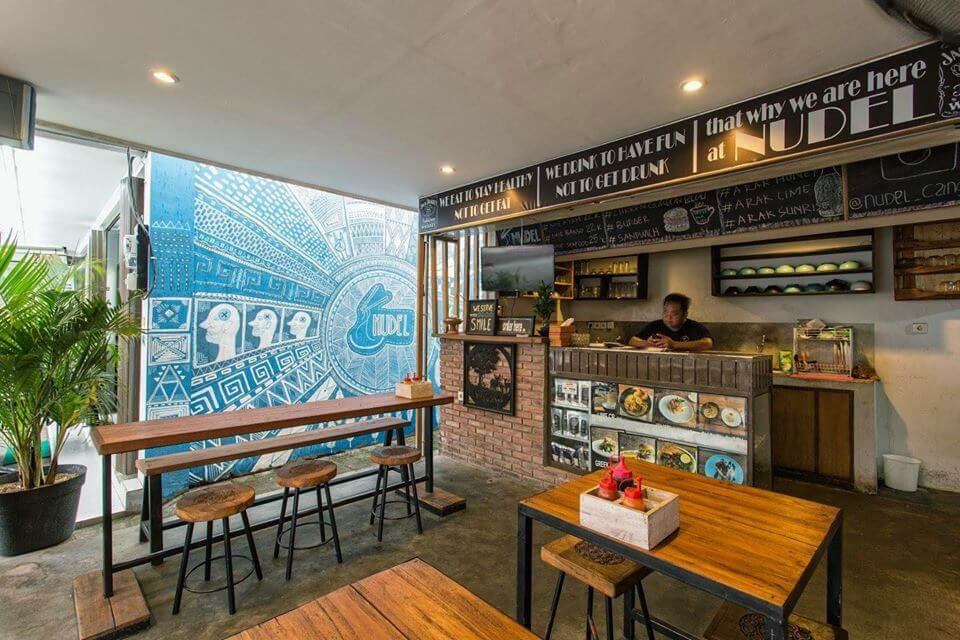 Nudel Cafe Canggu