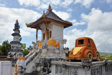 Paluang Temple (Car Temple)