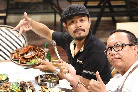 Paon Dahar seafood & indonesian cuisine