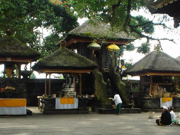 Dalem Puri Temple
