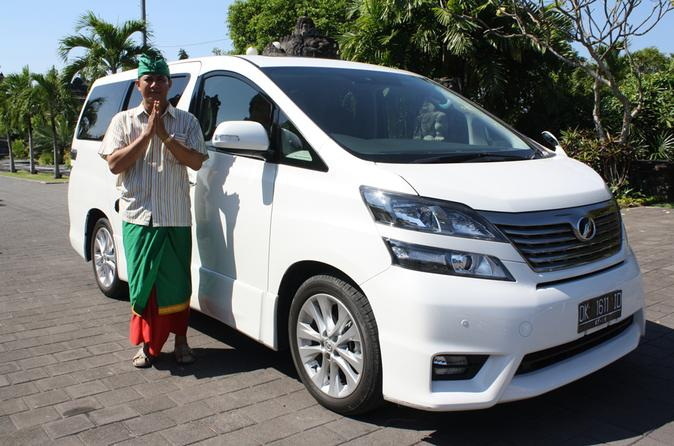 Private Arrival Transfer: Bali Airport to Hotel