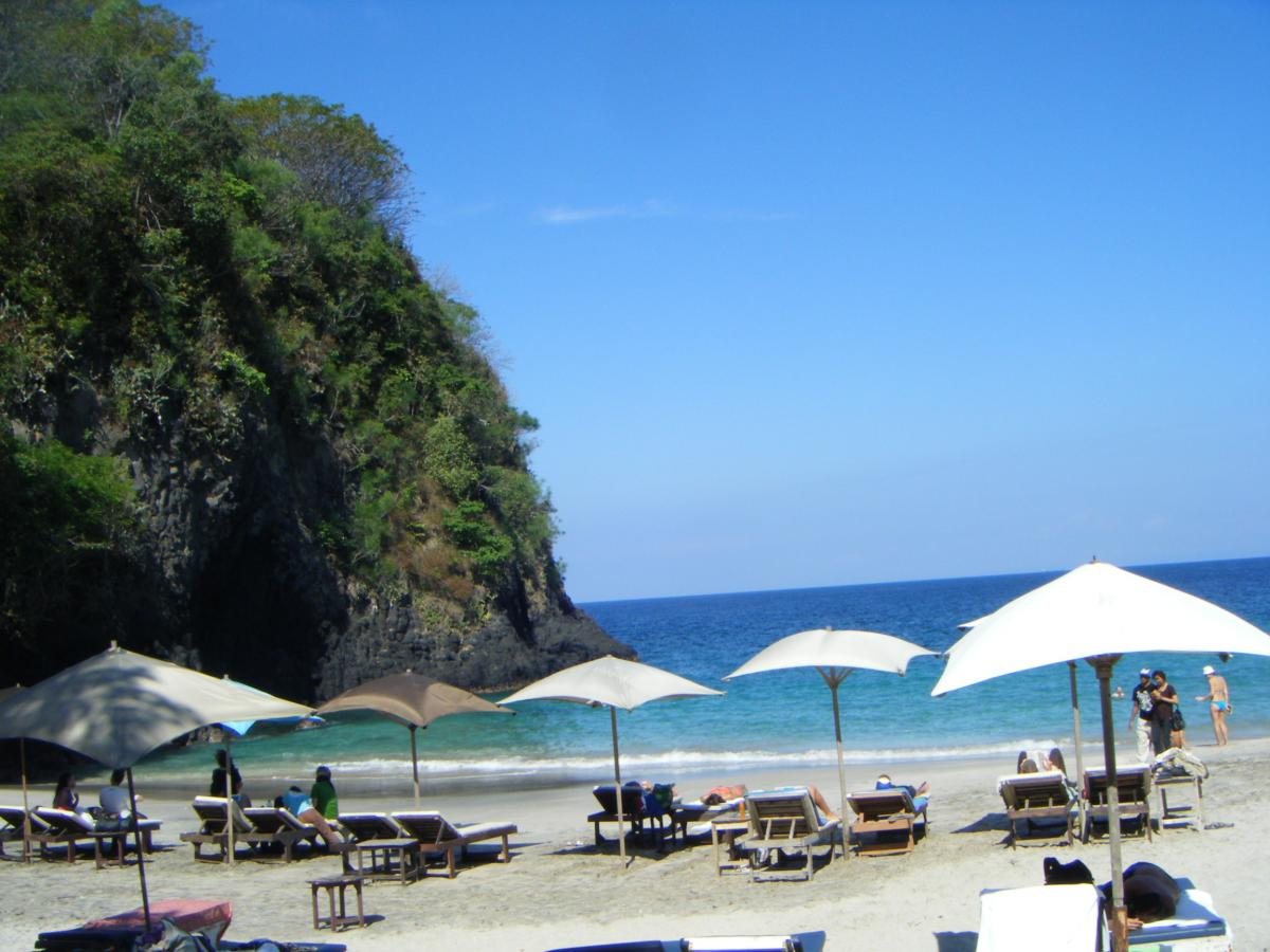 Pasir Putih Beach A Hidden Coast East of Candidasa ( Virgin Beach )