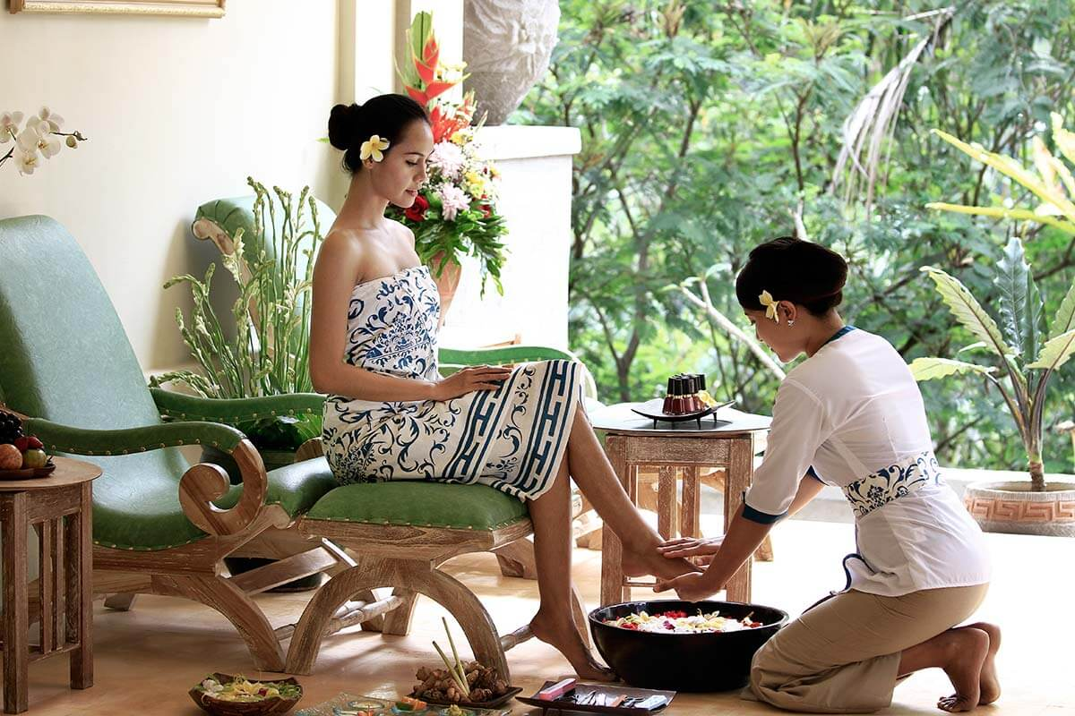 Dewi Gangga Spa at Puri Gangga Resort Ubud