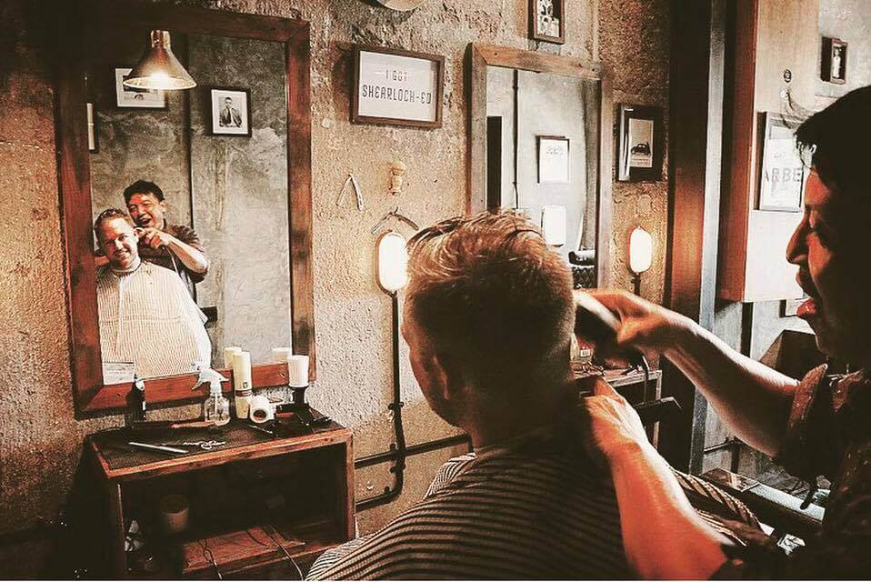 Shearlock Barber