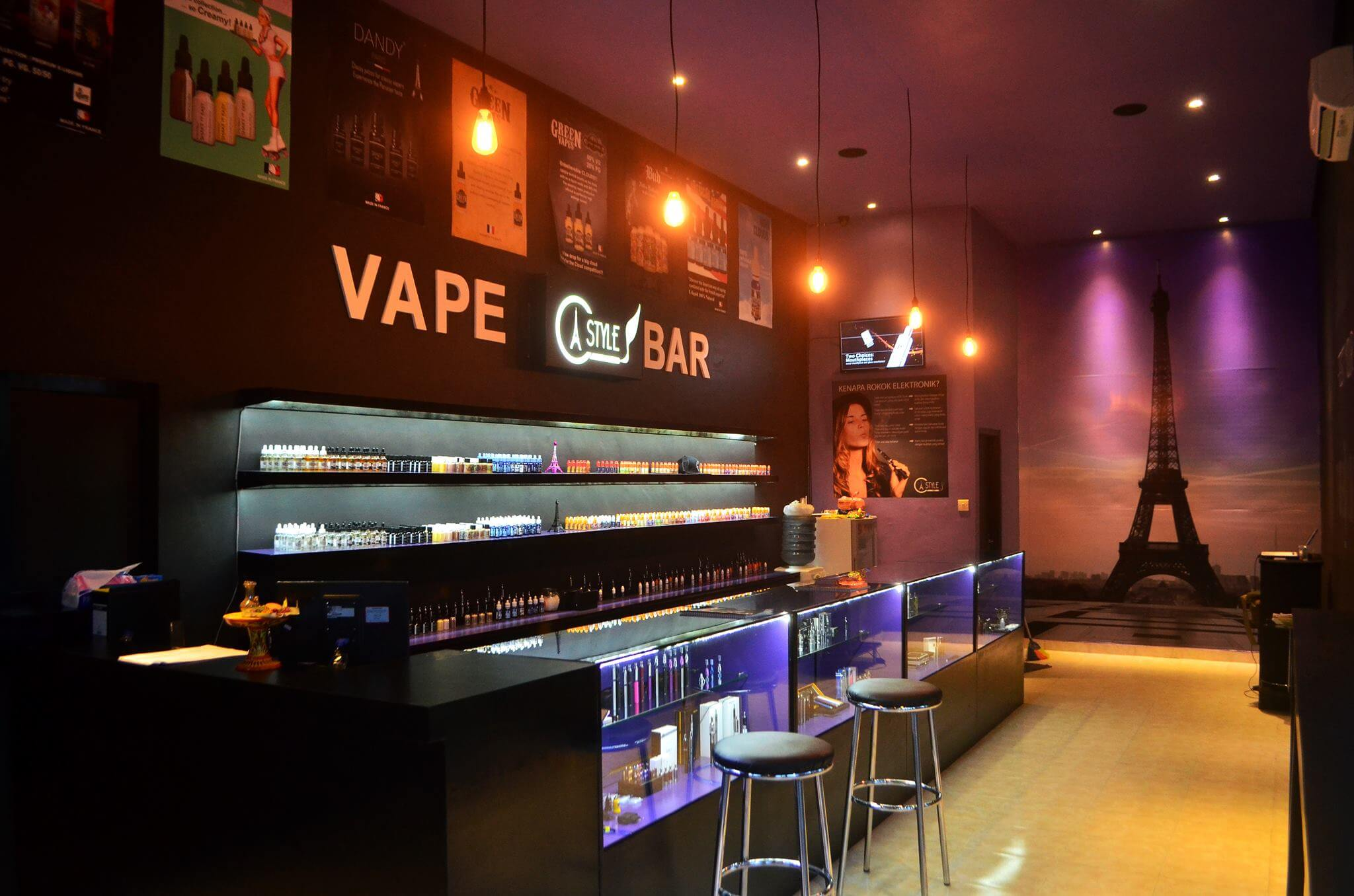 Cstyle Indonesia - Vape Store - Kerobokan, Bali