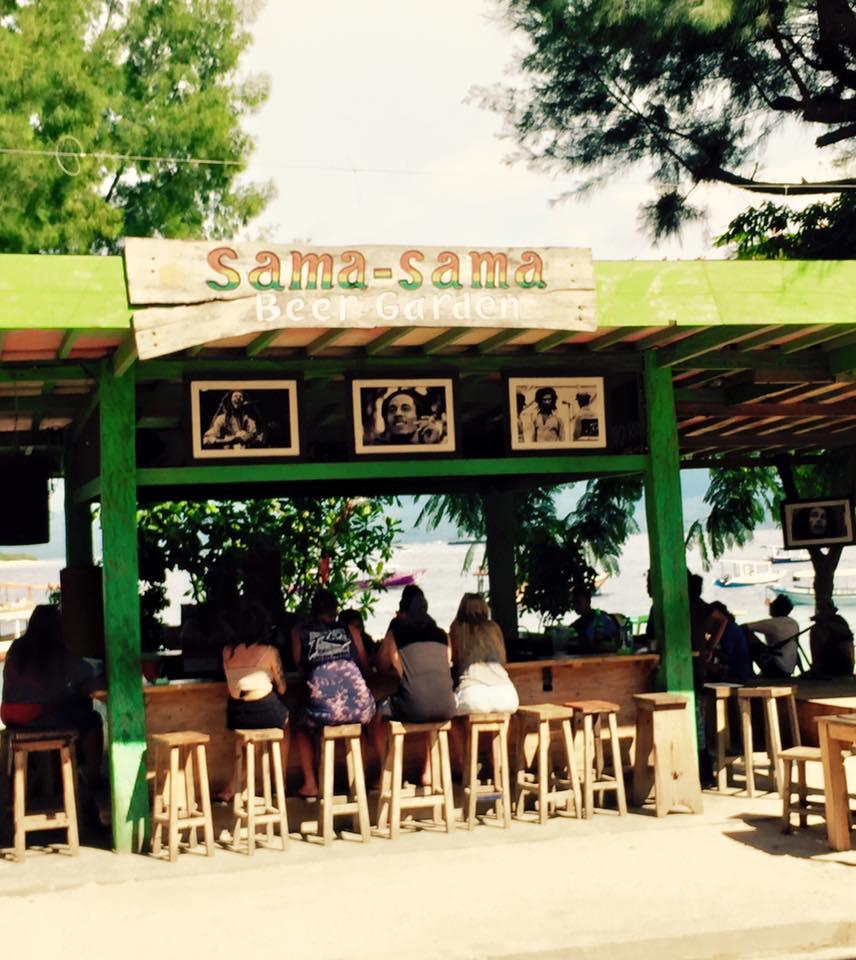 Sama Sama Reggea Bar