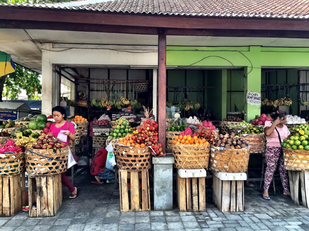 Taman Sari Market