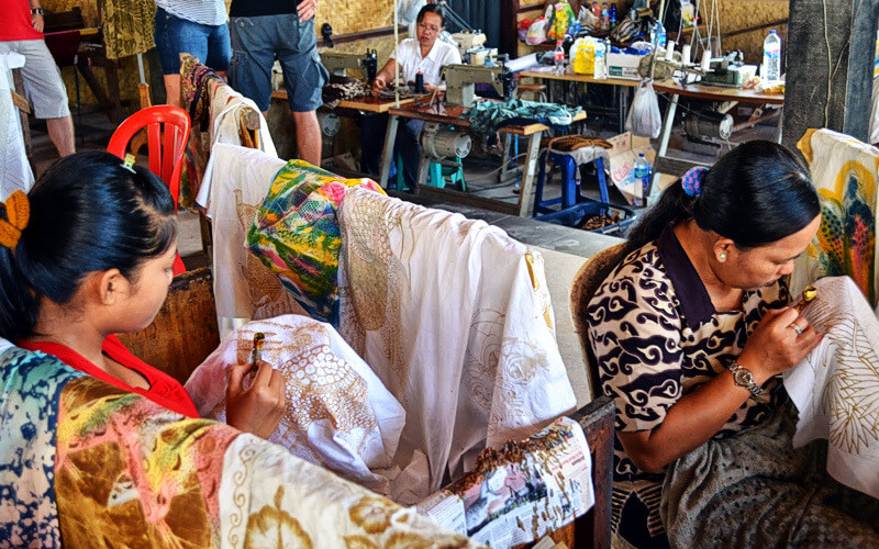 Half Day Ubud Shopping Spree
