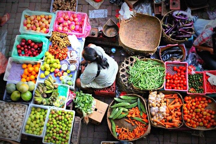 Ubud Morning Market