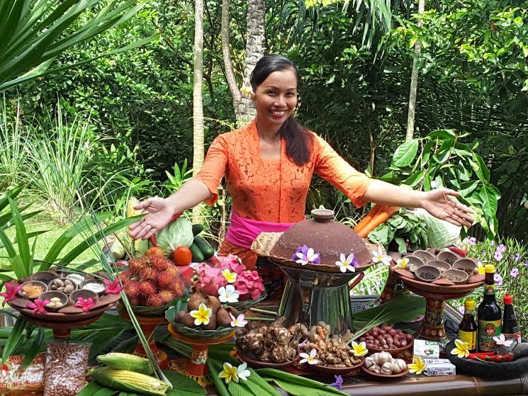 MEXX Balinese Cooking Class
