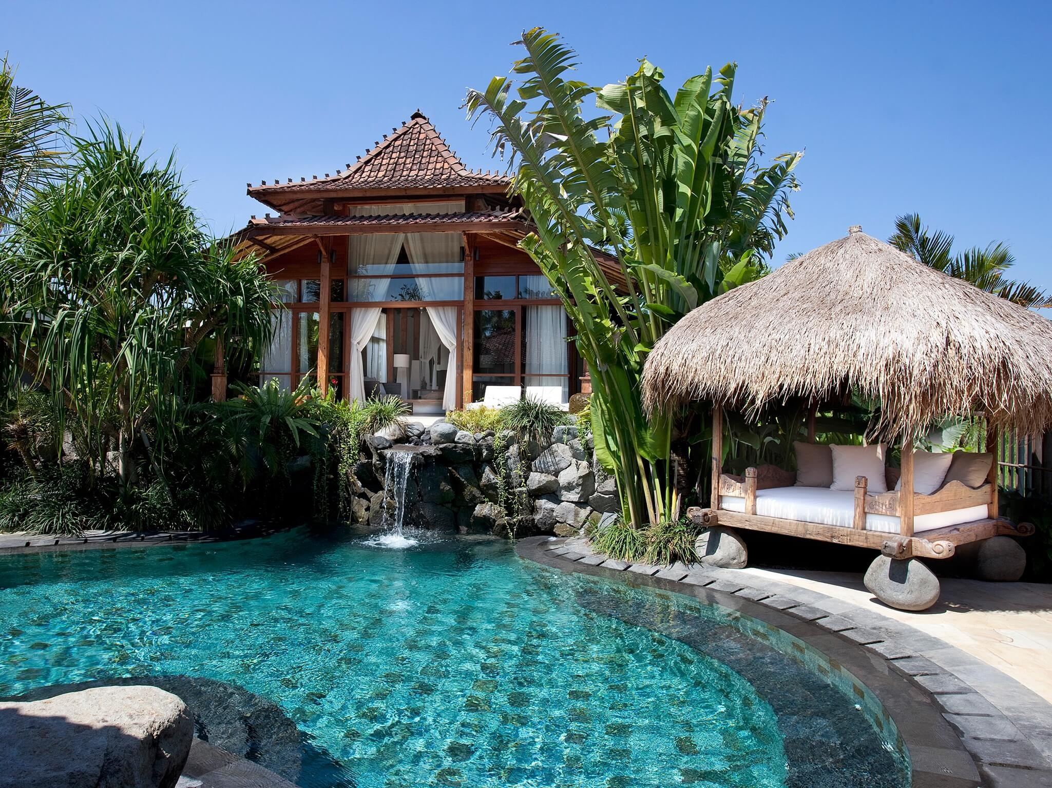 Amy Villa in Bali