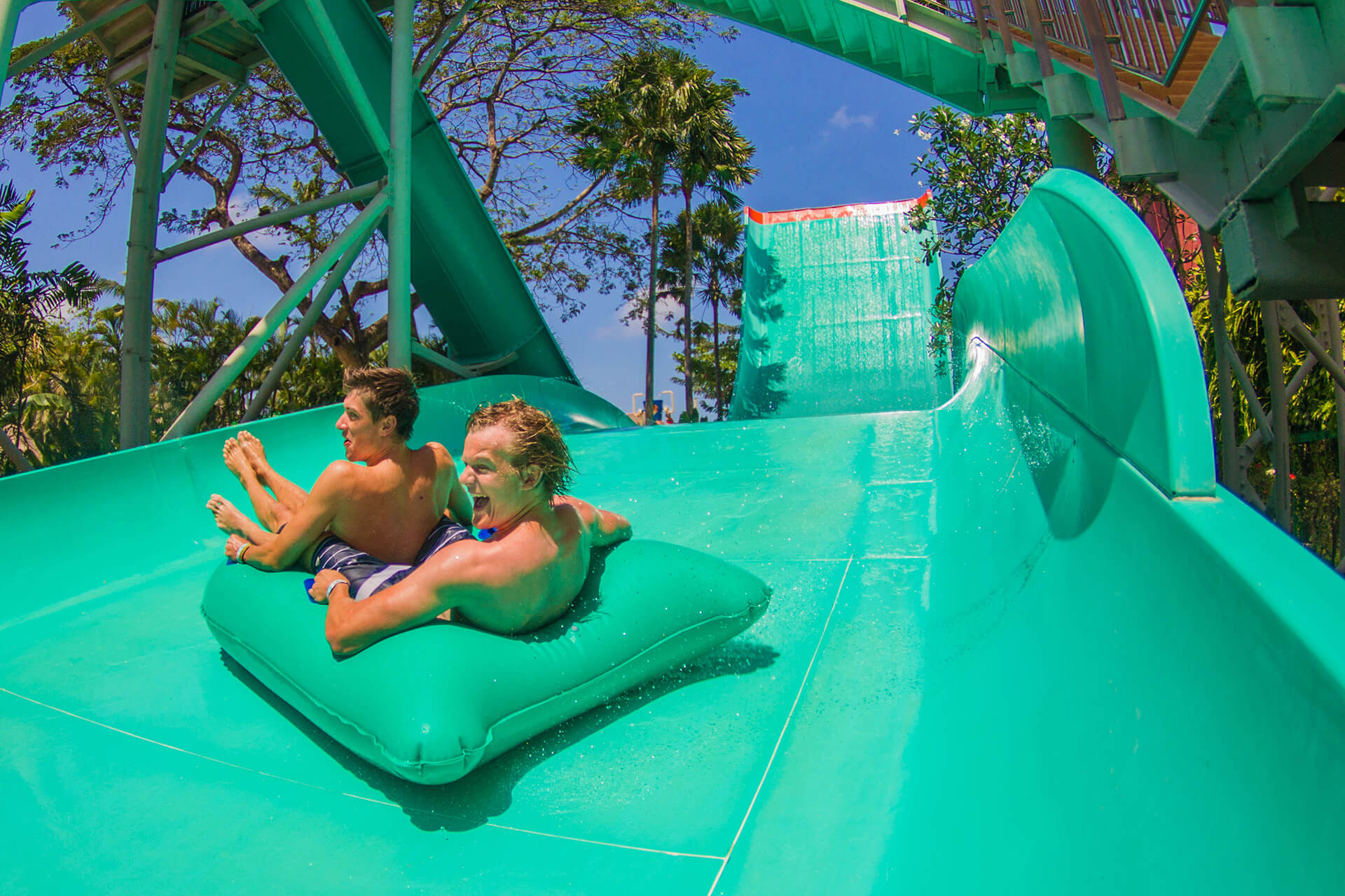 Waterbom Park VIP Access